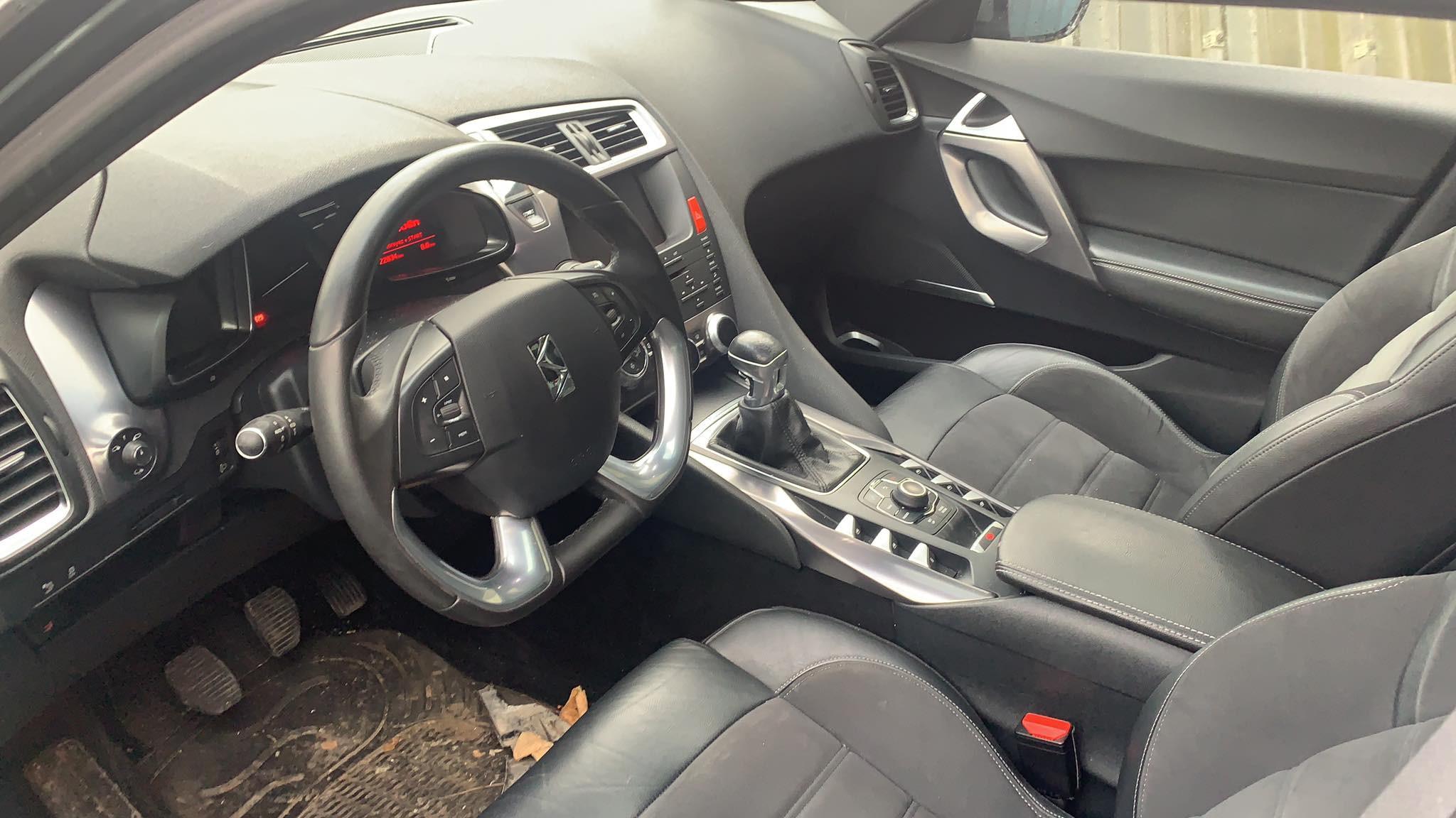 Citroën ds5 de 11/2012